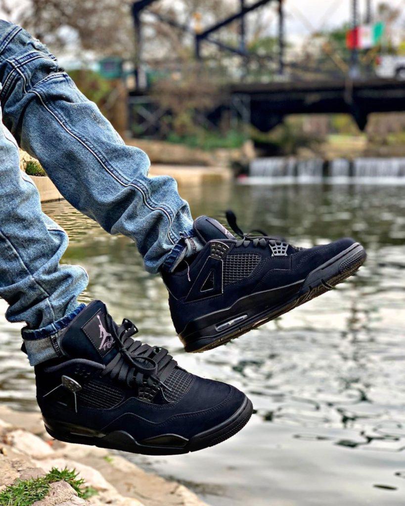Air Jordan Black @jayy_banks