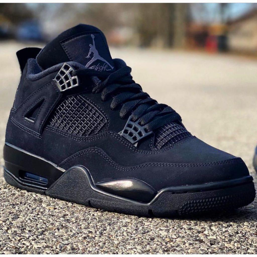 Air Jordan Black Cat @fshoa
