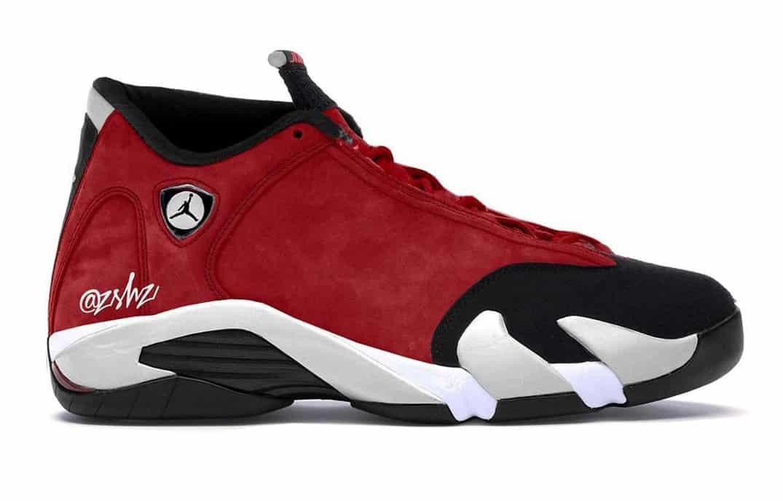 """Jordan 14 """"Gym Red"""""""