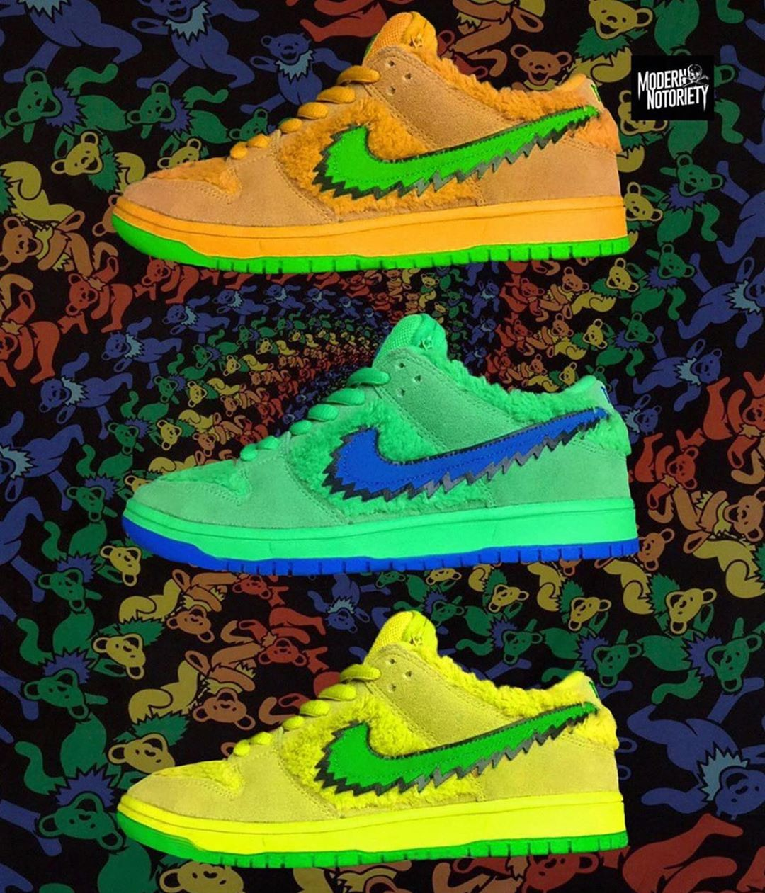 Nike SB Grateful Dead