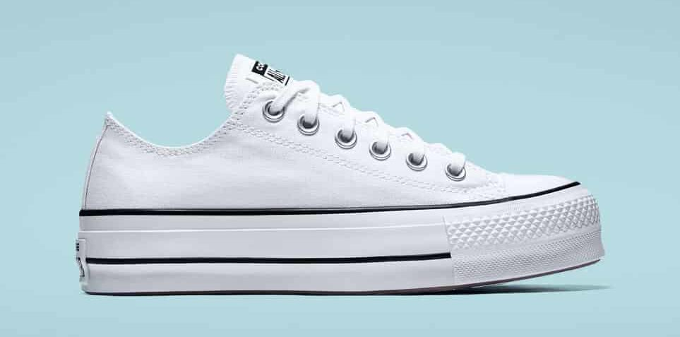 Chuck Taylor All Star Platform Canvas Low Top