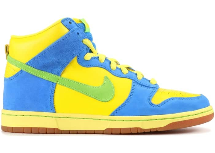 Colorful Nike SB Dunks to Match Your Attitude
