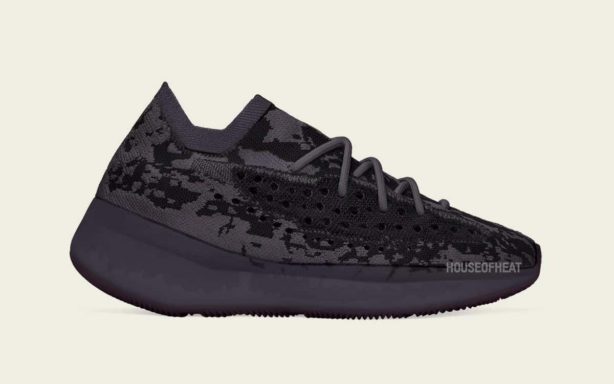 Adidas Yeezy 380 Onyx