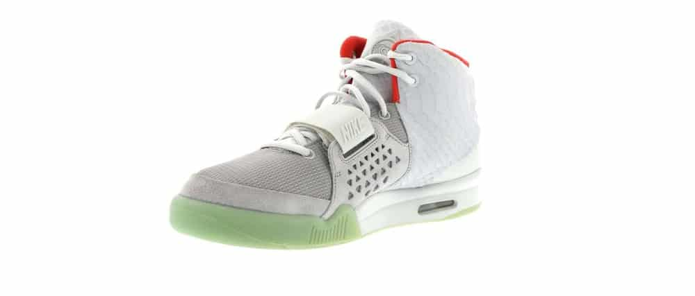 air yeezy pure platinum