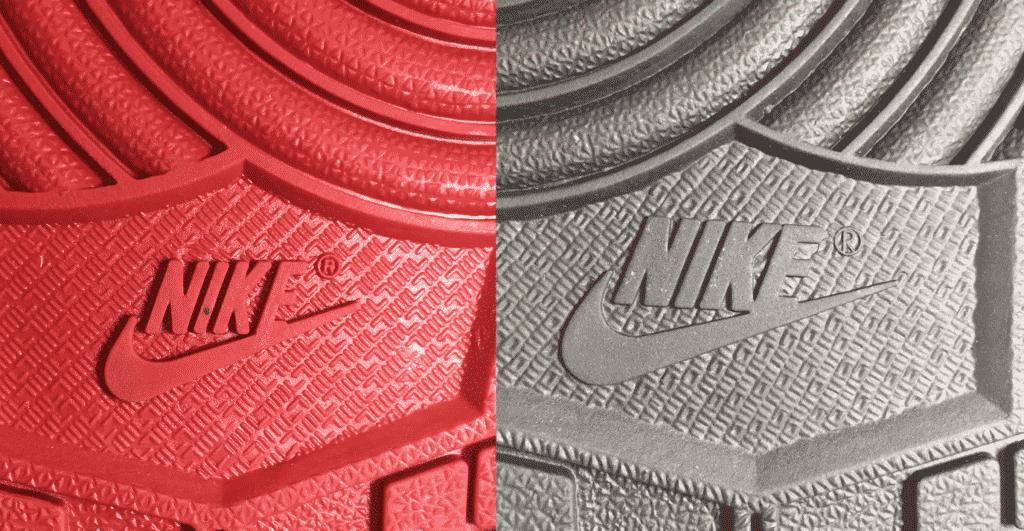 Fake-Jordan-1 Sole-Logo- sneakerfactory.net