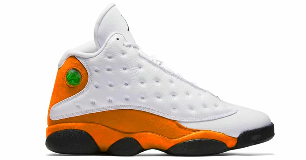 Air Jordan 13 Starfish Release Date