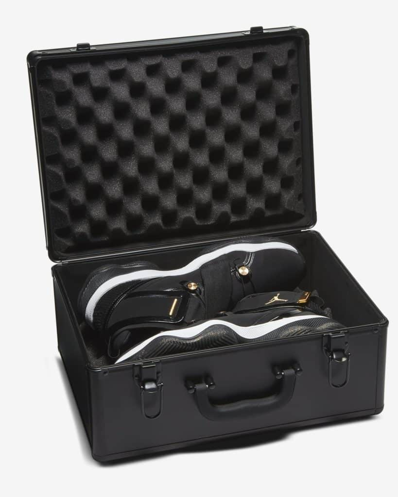 AJNT 23 case with shoes