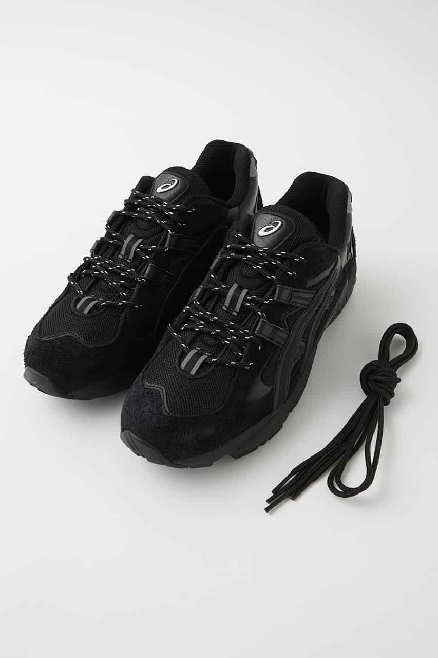 moussy x asics gel-kayano 5 og Laces