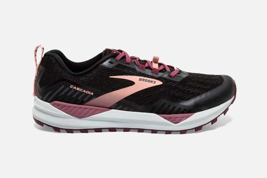brooks cascadia 15 womens running shoe
