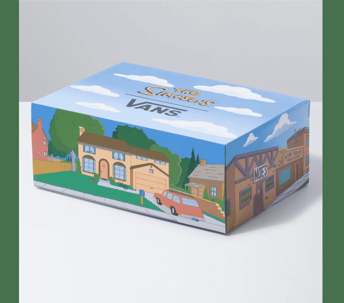 The Simpsons x Vans Box