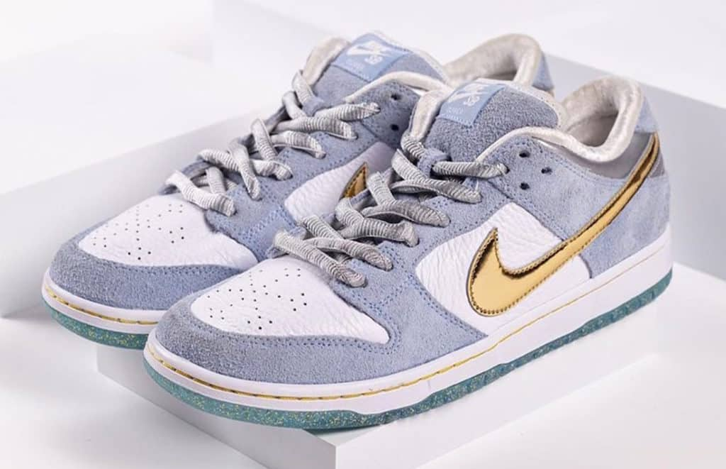 Sean Cliver and His Own Nike SB Dunk Low Collaboration