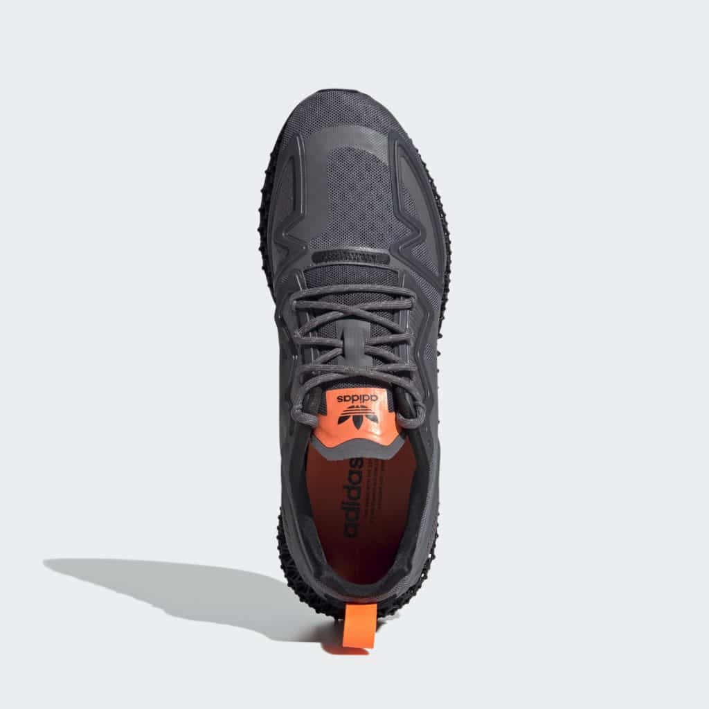 Adidas ZX 2K 4D Grey Orange Top