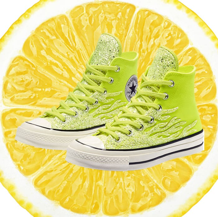 Converse Lemon Venom Lemon