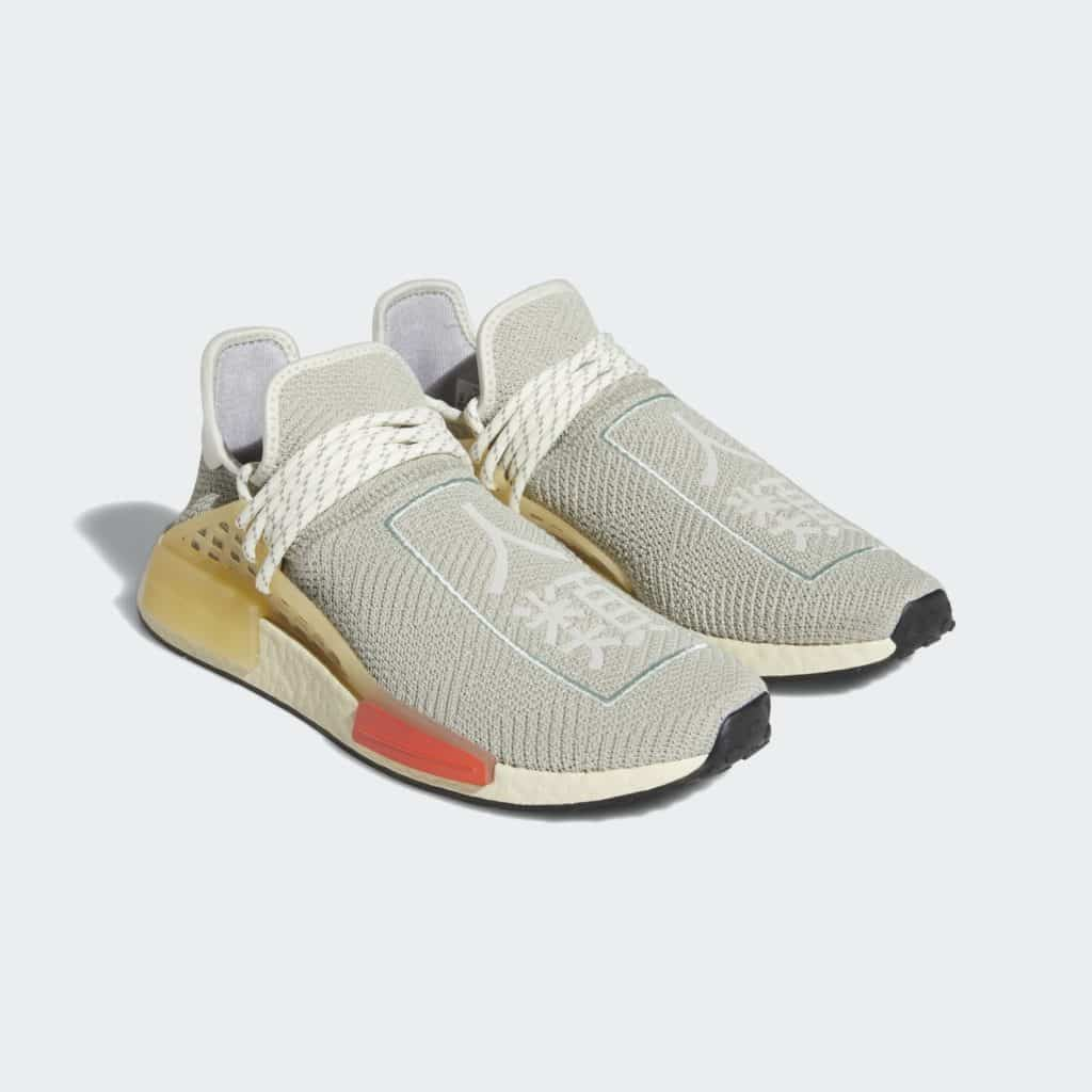 3 Colorways of the PW Hu NMD Silhouette Released in Select Regions
