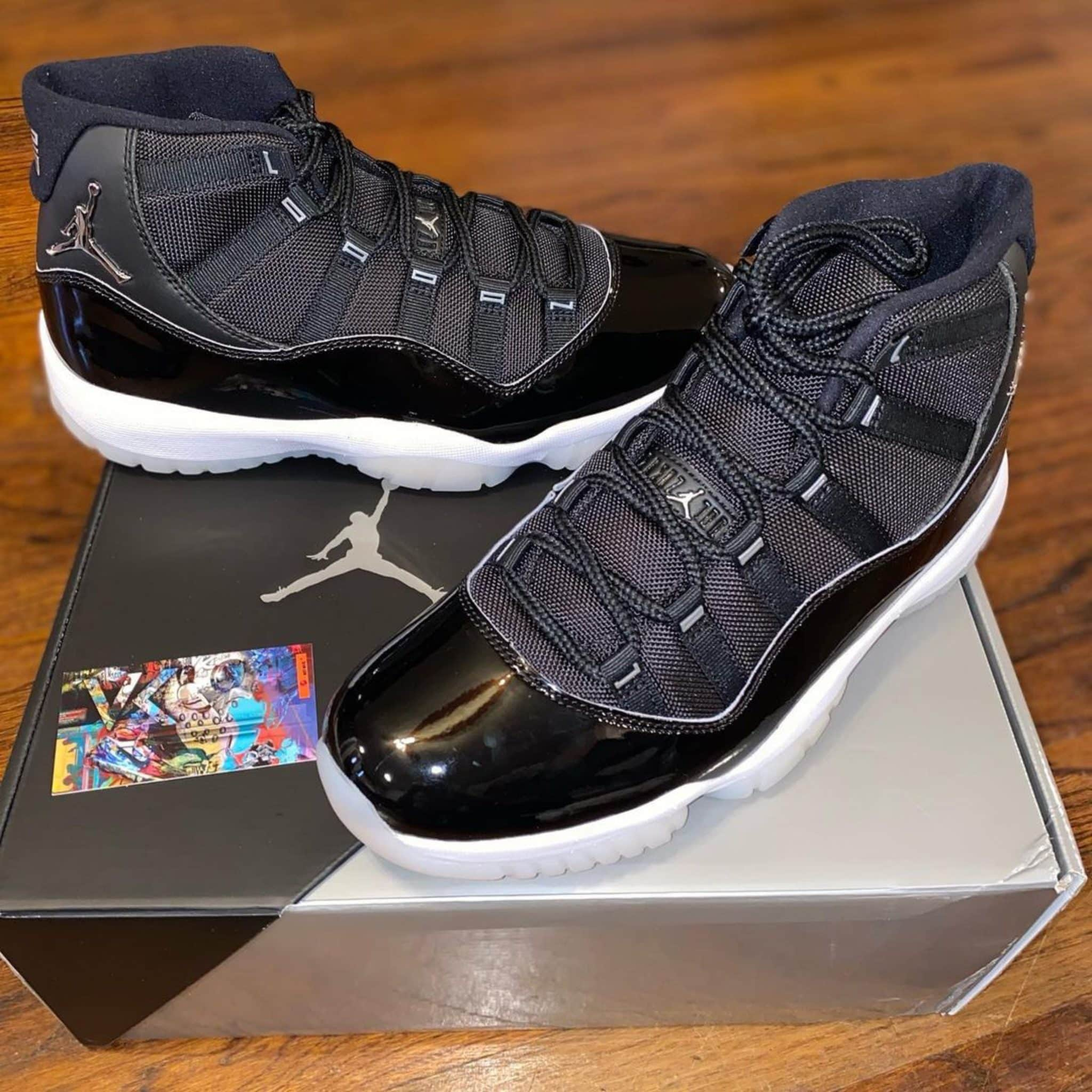 "Nike Air Jordan 11 ""Jubilee"""