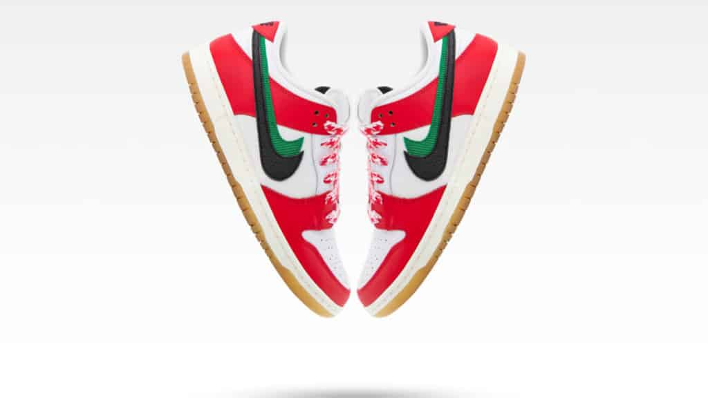 Nike SB x FRAME Dunk Low