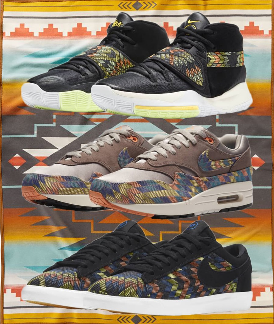 Nike N7 Collection Native Heritage Month