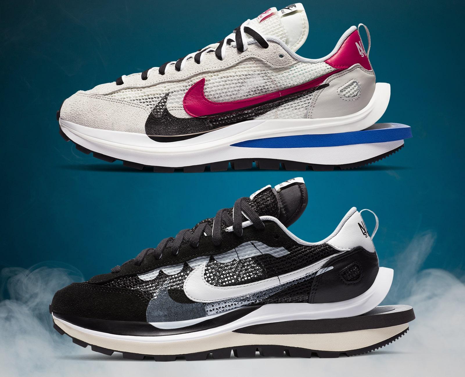 The Sacai x Nike VaporWaffle Are (Almost) Here