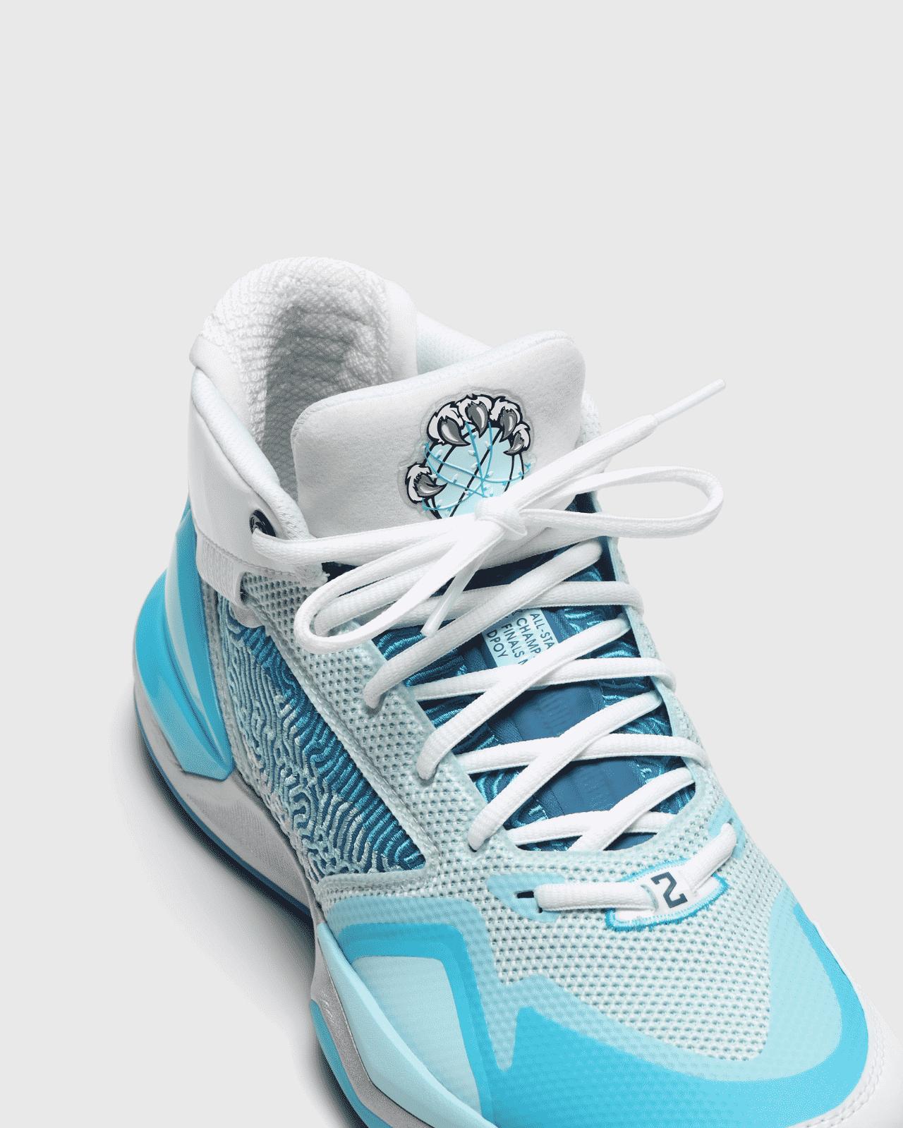 Kawhi Christmas Signature Shoe Logo