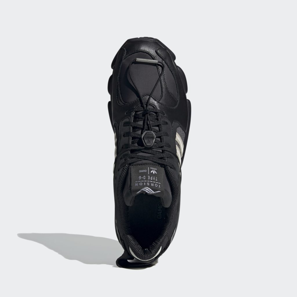 Adidas OMAC 0-6 Sneakers Black laces