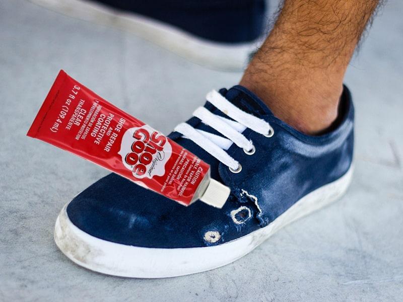 How To Use Shoe Goo Skate Shoes