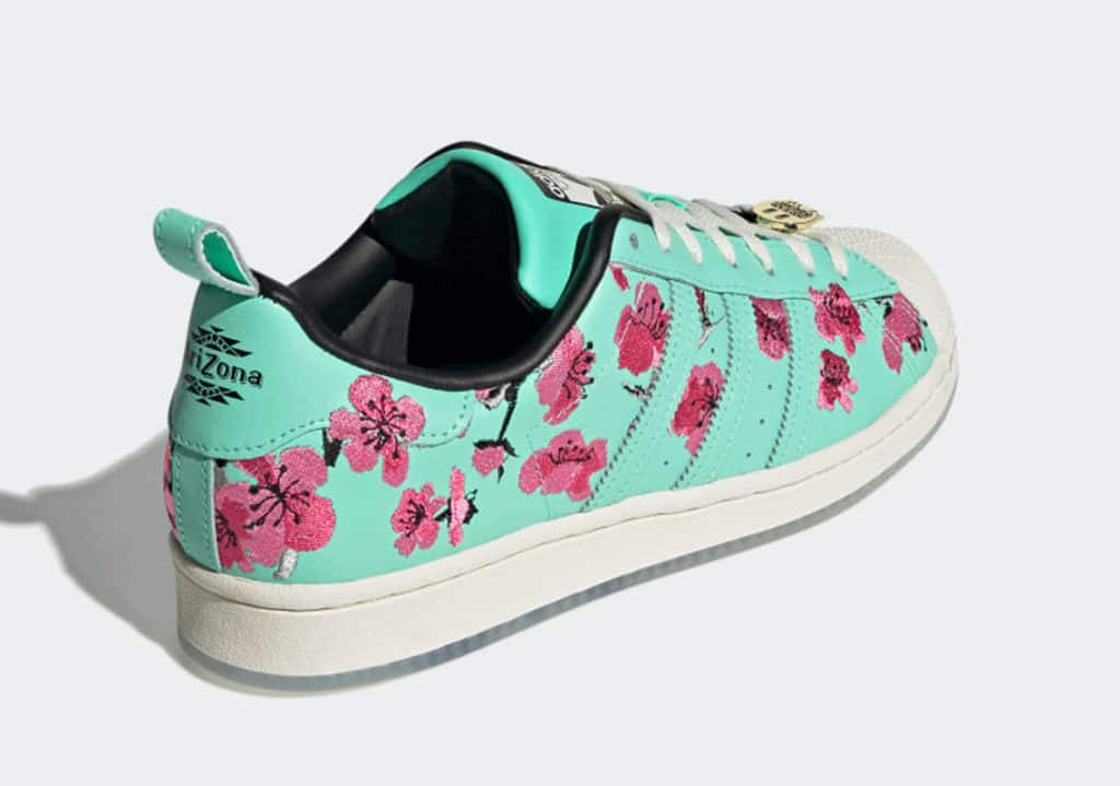 Quench Your Thirst With the Arizona Iced Tea x Adidas Superstar