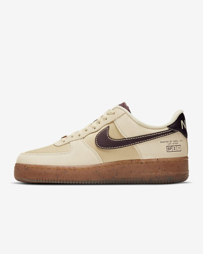 """Nike Brewed Up an Air Force 1 """"Coffee"""""""