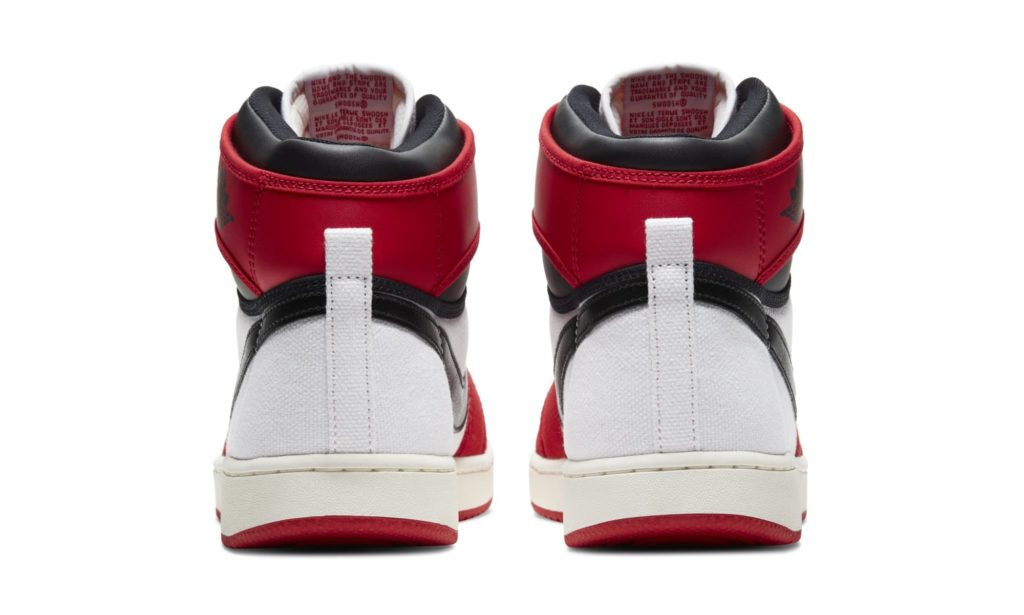 """Air Jordan 1 AJKO """"Chicago"""" 2021 Release Rumors"""