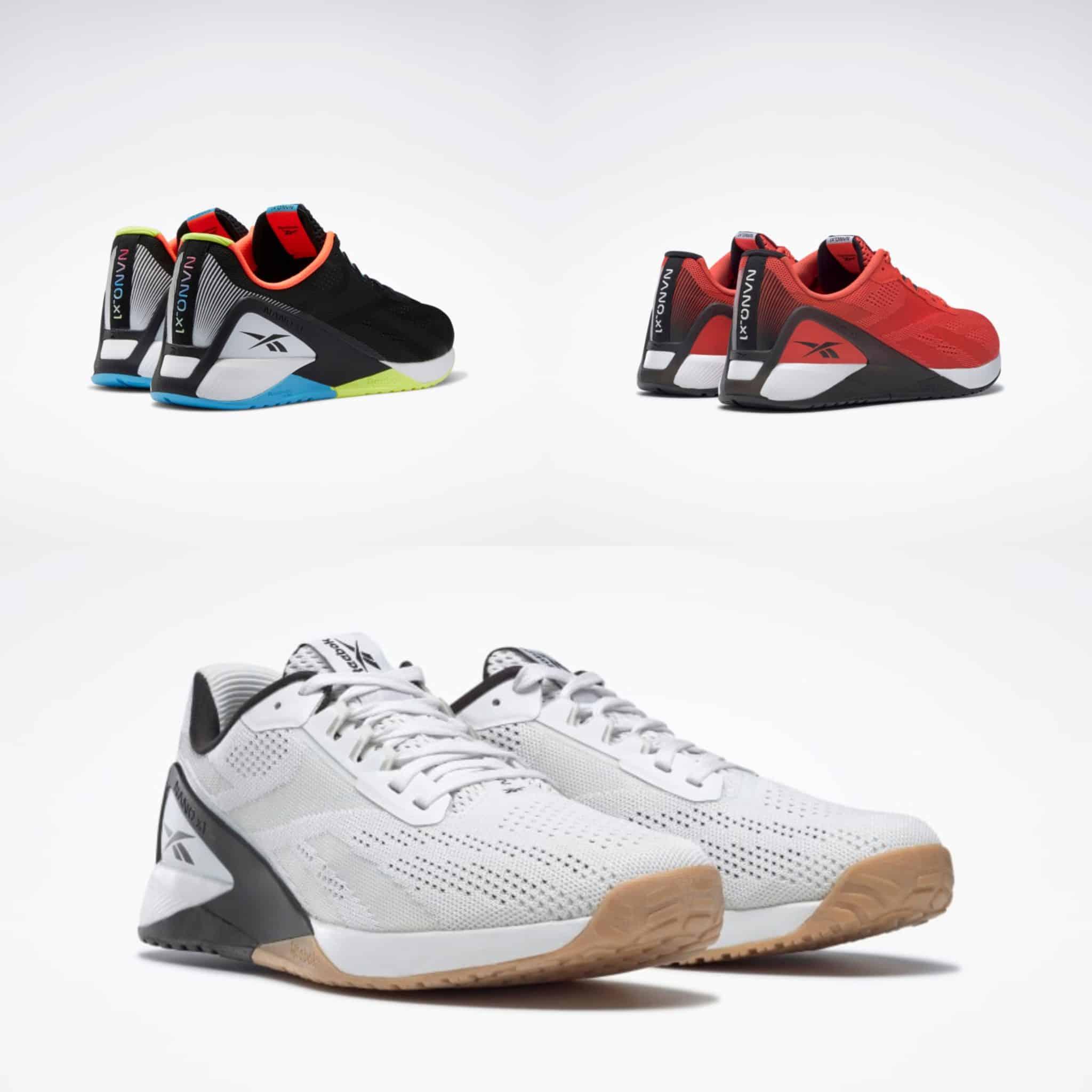 Adidas nano x1 collage