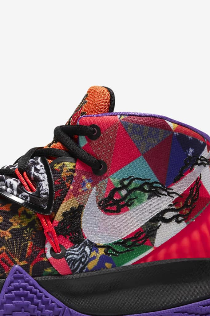 Kyrie Irving Multicolor Chinese New Year: The Start of a New Tradition
