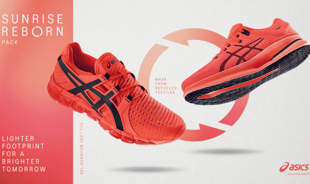 Asics Sustainable SUNRISE REBORN™ Pack